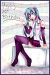 Miku 10th Anniversary!!