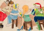An Arcadian Christmas by ForsakenWanderer