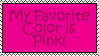 Colors - Pink by Alys-Stamps