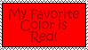 Colors - Red by Alys-Stamps