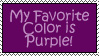 Colors - Purple by Alys-Stamps