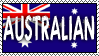 Australian by Alys-Stamps