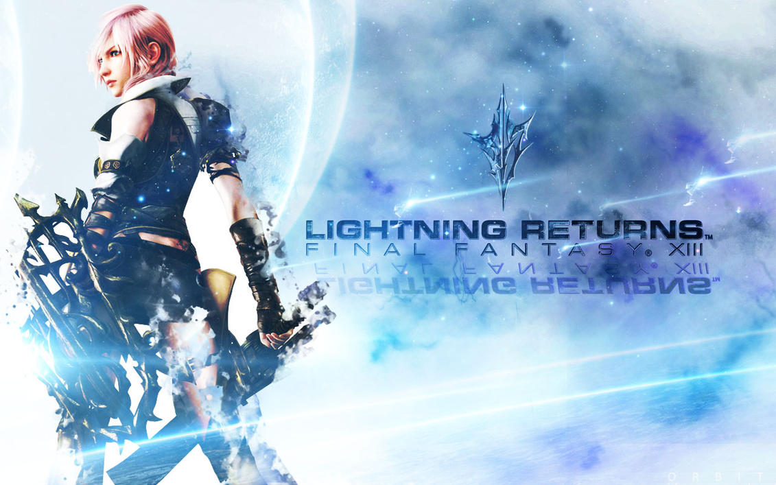 Lightning Farron Wallpaper By FallenSoldier X