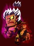 Contest Entry: Gouki and Ryu