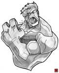 Hulk is always mad