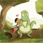 Dinosaur in the 21st century 6