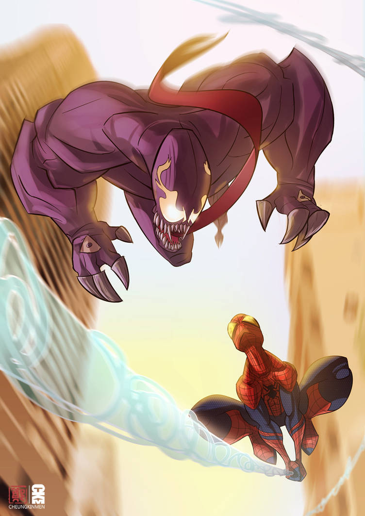 Venoms strikes