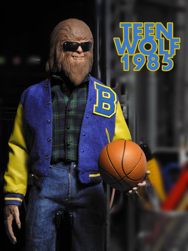 1/6 scale Teen Wolf 2 by CheungKinMen
