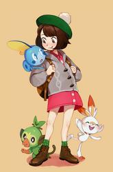 Pokemon! by ZAMBllE