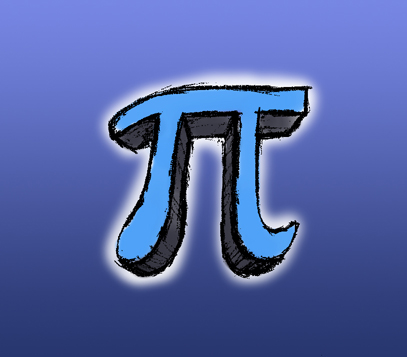 Happy Pi Day by Davonology