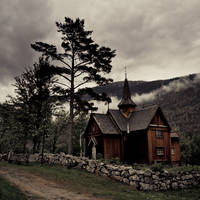 _Nore Stavkirke_ by YodMemHal
