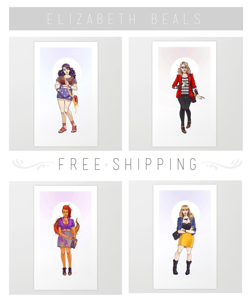 Free Shipping!! by ElizabethBeals