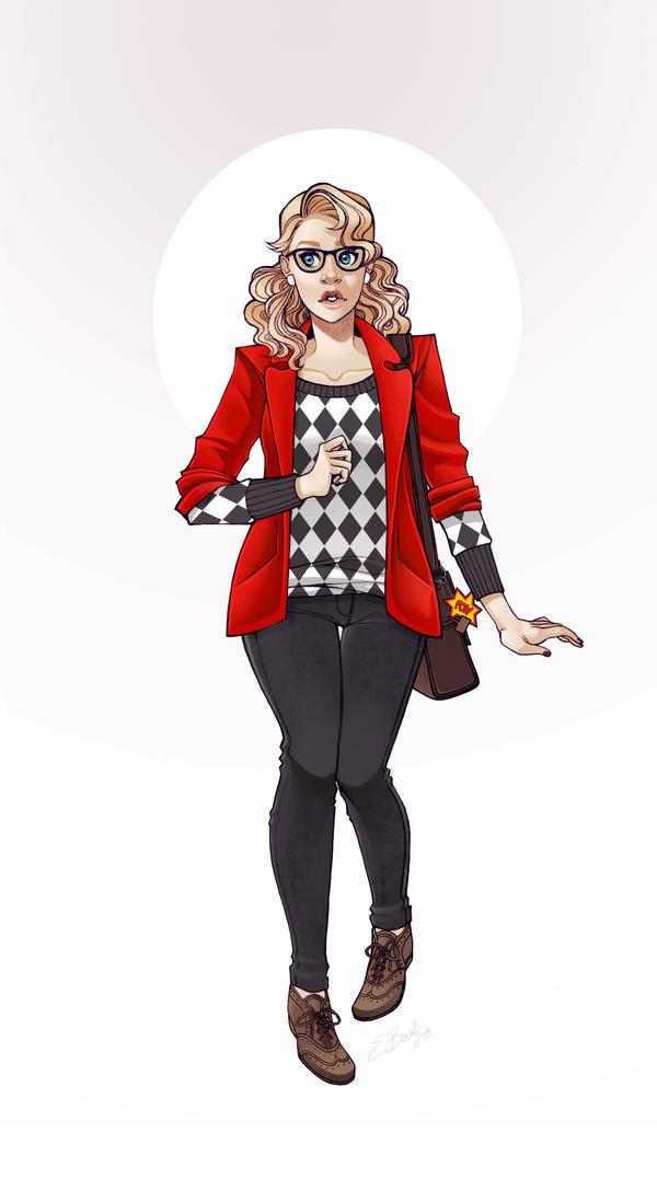 Harley Quinn by ElizabethBeals