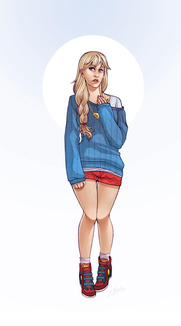 Supergirl by ElizabethBeals