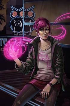 TNS: Fetch from Infamous Second Son