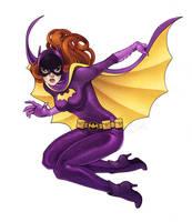 TNS: Batgirl by ElizabethBeals