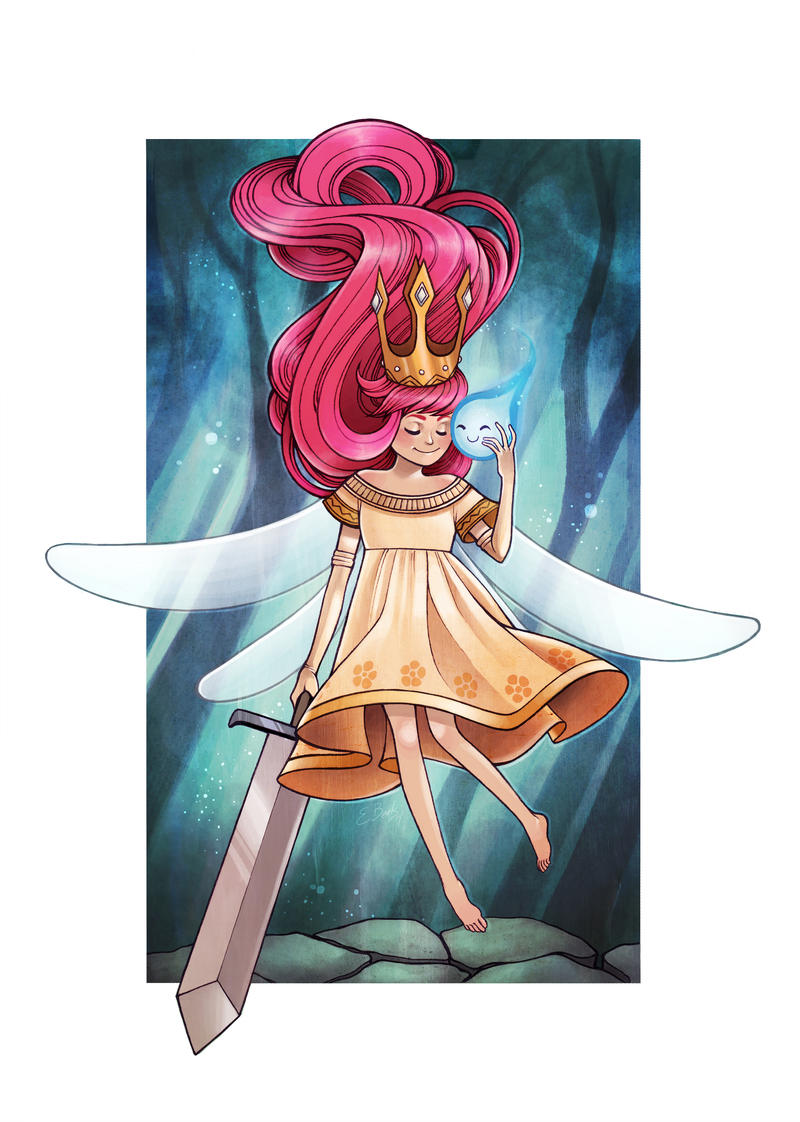 TNS: Child of Light by ElizabethBeals