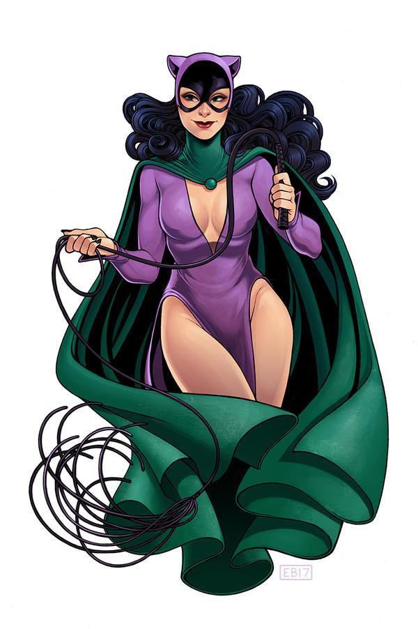Catwoman by ElizabethBeals