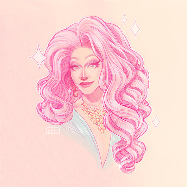 Tiffany Diamond by ElizabethBeals