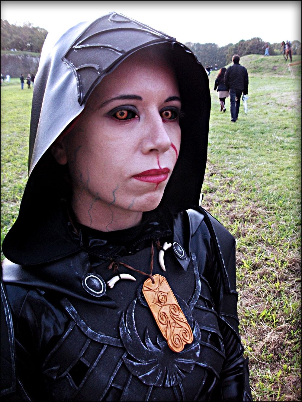 Look deep into my eyes... by vampirisa