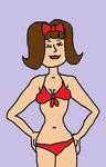 Peanuts Girls Swimsuit Edition-Peggy Jean