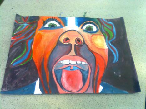 Painting of myself