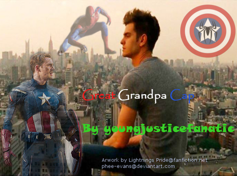 Great grandpa Cap