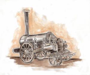 Locomotiva 3 by Giudy-chan