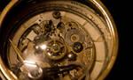 Little Steampunk Alarm Clock detail 2
