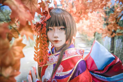 Kagura - Onmyouji Mobile Game