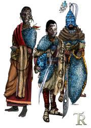 Ansei in armor by Tamriel-Rebuilt