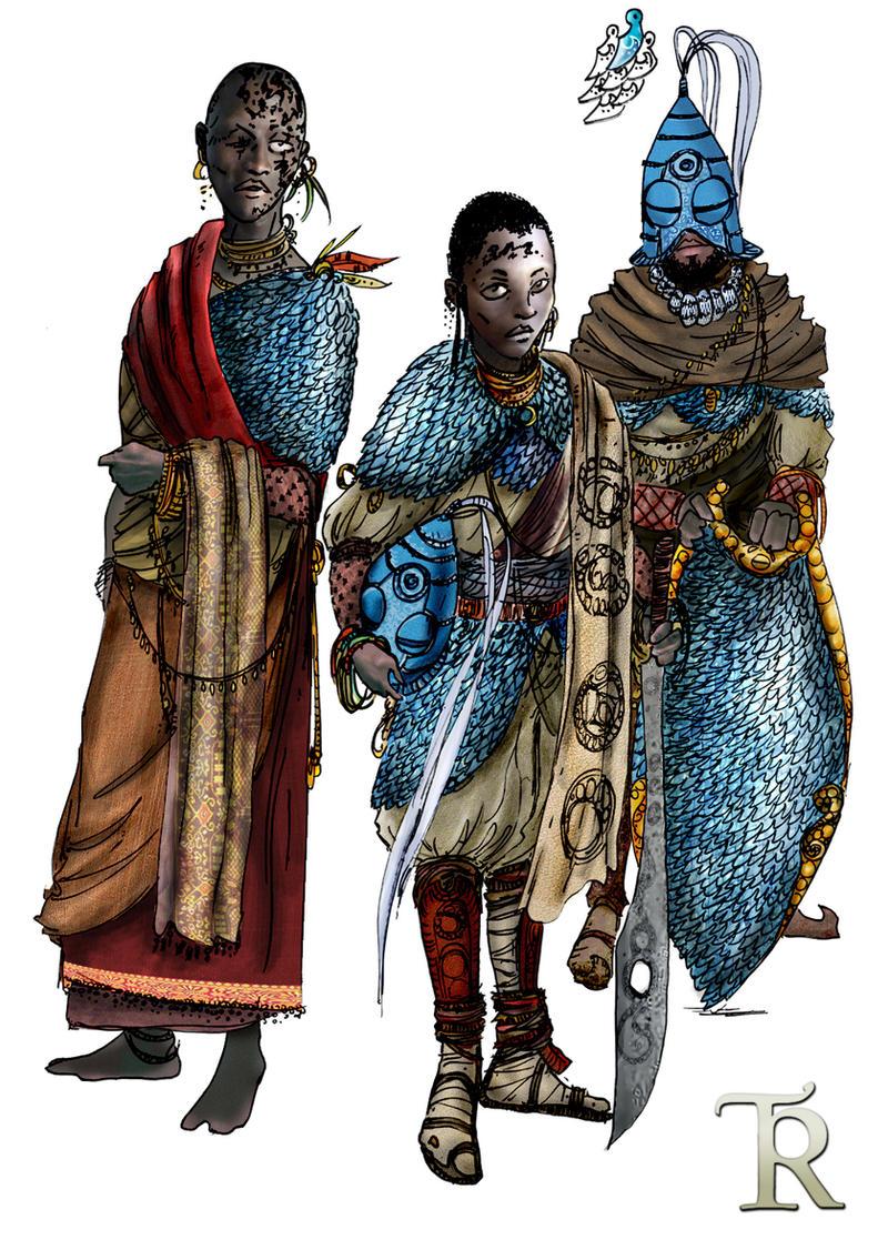Ansei in armor