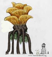 Mushroom tree 1