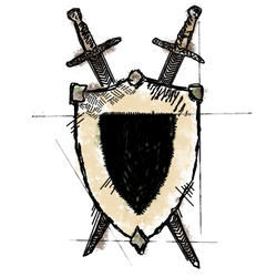 The Fighters Guild Coat of Arms