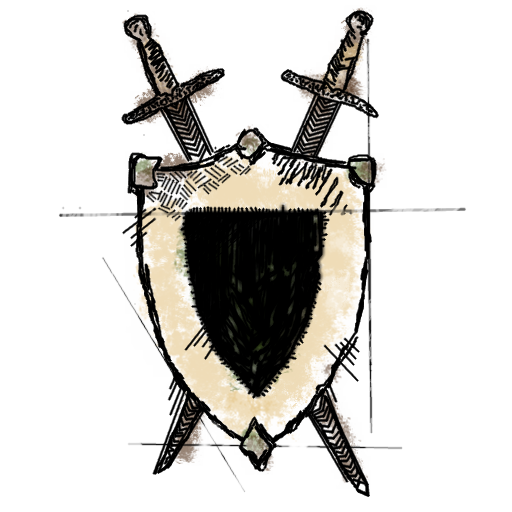 The Fighters Guild Coat of Arms by Tamriel-Rebuilt