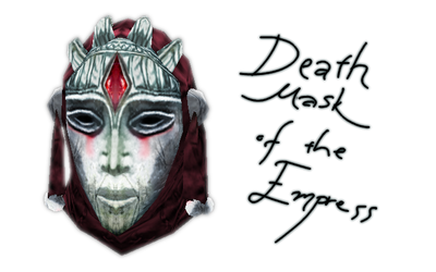 The Death Mask of Empress Katariah