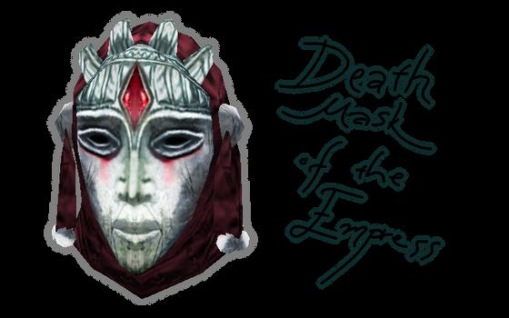 The Death Mask of Empress Katariah
