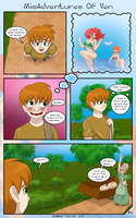 MisAdventures Of Ven - Pg4 [Patreon Voting Only]