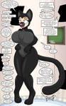 [PSR][Sale] Wrong Black Cat