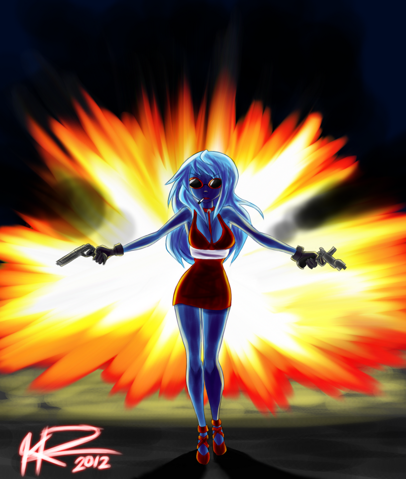 Hollywood Explosions FTW! by Kiwi-Punch