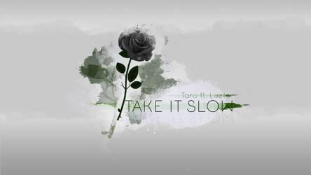 Take it slow - Taro ft Luzts Cover photo