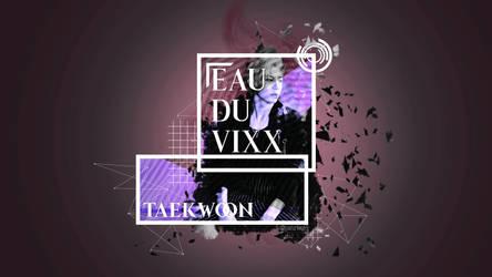 VIXX Leo/Taekwoon Scentist Wallpaper
