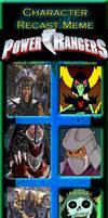 Power Rangers Villains Recast Meme 4