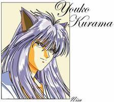 Youko Kurama by Indigo-moon