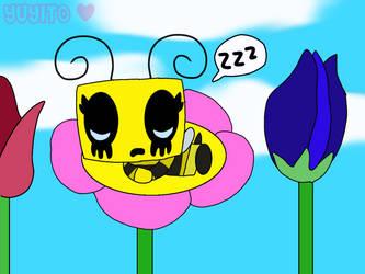 Mhs: sleeping bee by suckaysuAmigos200