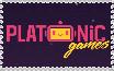 Platonic Games Stamp by suckaysuAmigos200