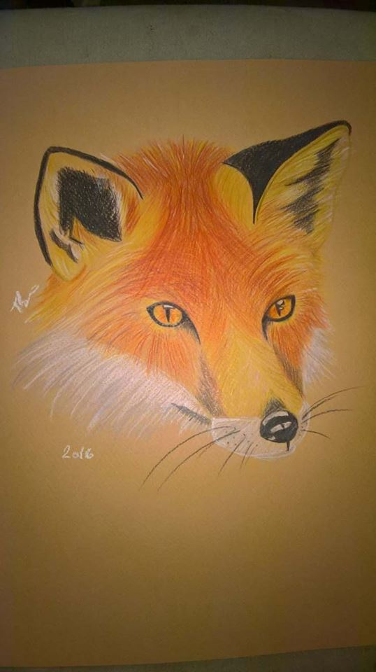 Fox by SlynineTails