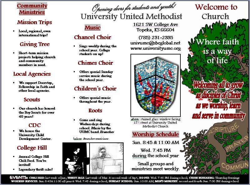 pamphlet for church by KansasArtist on DeviantArt