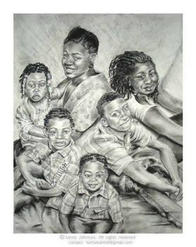 Family portrait 200