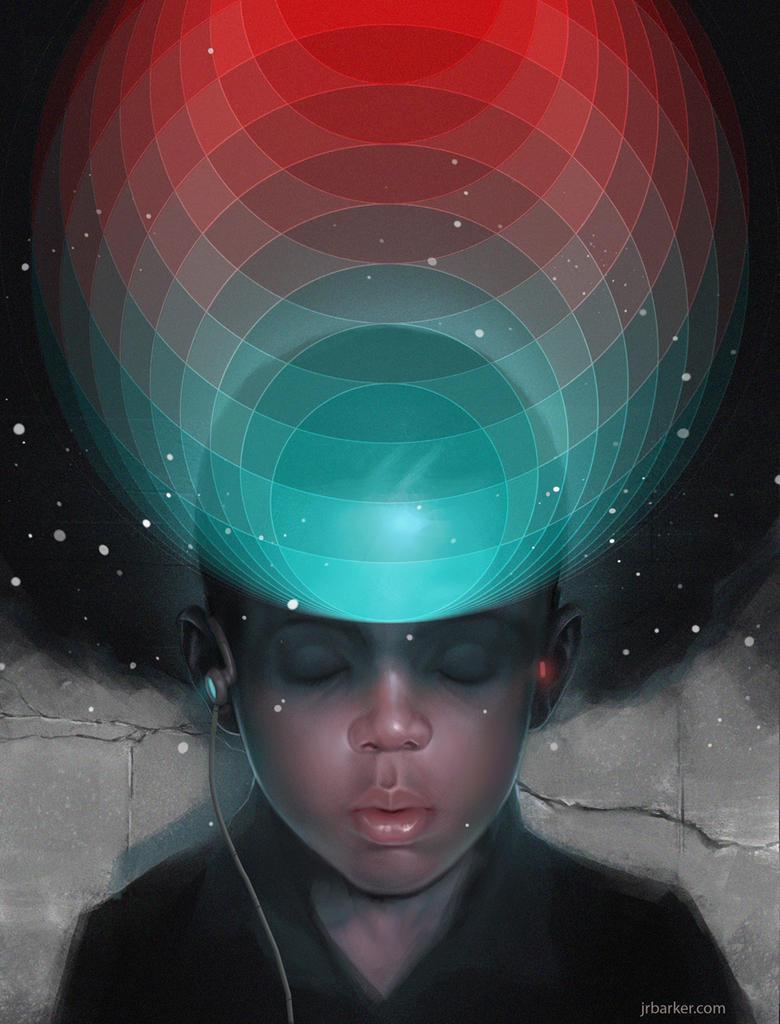 VR Kid by jrbarker